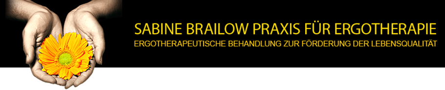Sabine Brailow, Praxis für Ergotherapie - Logo